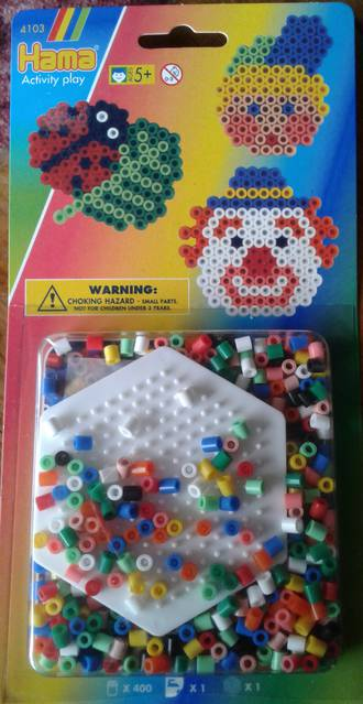 Hama Beads Hexagon Set
