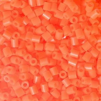 Hama Beads 1000 Fluorescent Orange H207-40