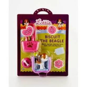 Lottie Doll - Biscuit the Beagle Accessories Kit