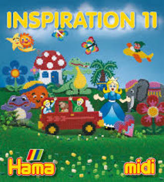 Hama Beads Inpiration Book 11
