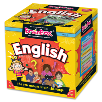BrainBox English
