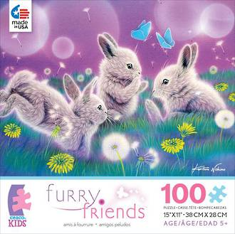 Furry Friends - Spring Has Come