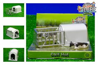Kids Globe Farming - Calf Hut