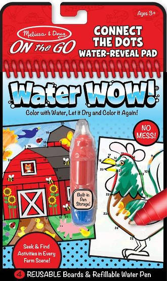 Water Wow - Connect the Dots