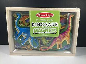 Melissa & Doug Magnets Dinosaurs