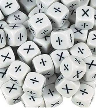 Operations Dice Multiply/Divide