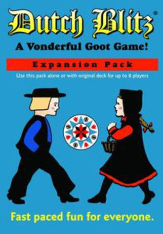 Dutch Blitz - Expansion Pack
