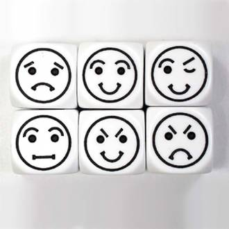 Emotions Dice