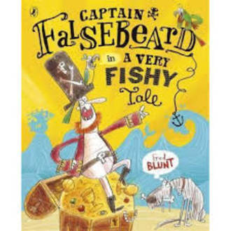 Captain Falsebeard in a Very Fishy Tale