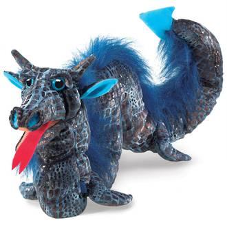 Sea Serpent Hand Puppet - Folkmanis