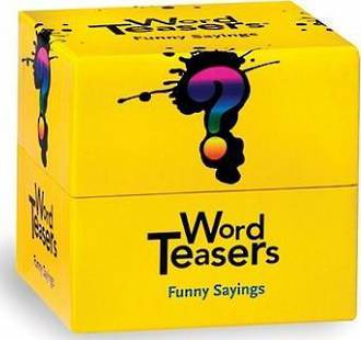 Word Teasers - Funny Sayings