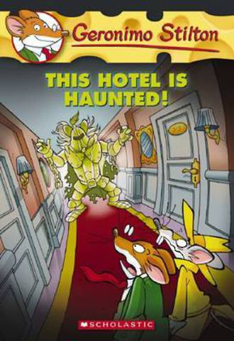 Geronimo Stilton - This Hotel is Haunted #50