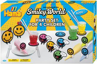 Hama Boxed Set Smiley World 4000 Beads H7930