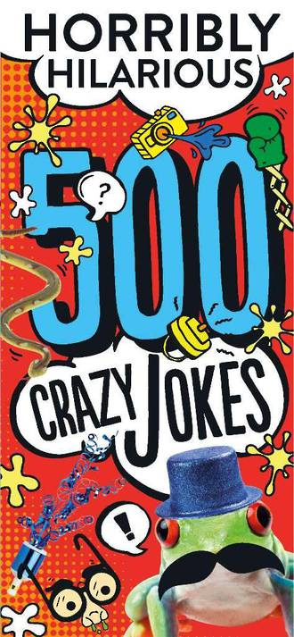Horribly 500 Crazy Jokes