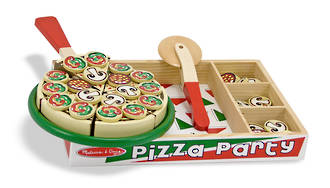 Melissa & Doug - Pizza Party Set