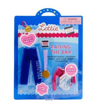 Lottie Doll - Raising the Bar