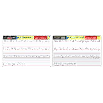 Melissa & Doug Handwriting Write A Mat