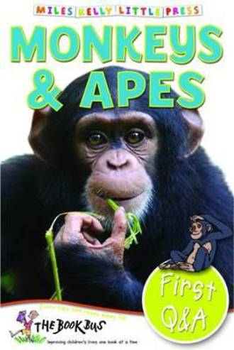 My First Q & A Monkeys & Apes