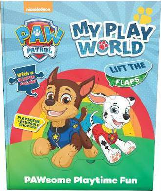 Nickelodeon PAW Patrol My Play World