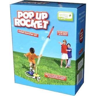 Pop Up Rocket Launcher Set