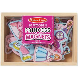 Melissa & Doug Magnets Princess