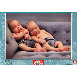 Sleeping Babies - Educa Puzzle