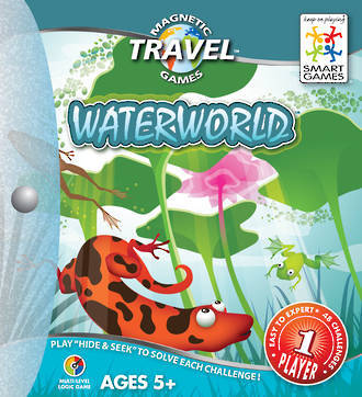 Magnetic Travel Games Waterworld