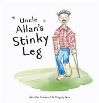 Uncle Allan's Stinky Leg