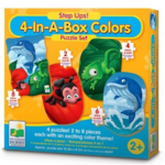 4-In-A-Box Colours