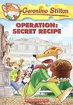 Geronimo Stilton - Operation Secret Recipe #66