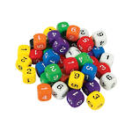 6 Sided Number Dice