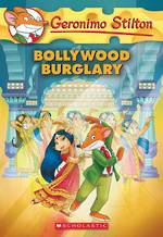 Geronimo Stilton - Bollywood Burglary #65