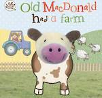 Old Mcdonald had Farm Finger Puppet Board Book