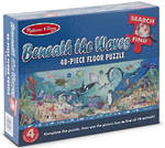 Floor Puzzle - Beneath the Waves
