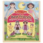 Melissa & Doug Magnetic Dress Up Best Friends