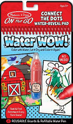 Water Wow Connect the Dots