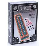 Cribbage Solid Wood