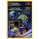 National Geographic - Glow in the Dark - Earth & Stars