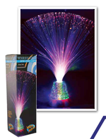Optic Fibre Lamp
