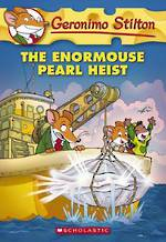 Geronimo Stilton - The Enormous Pearl Heist #51