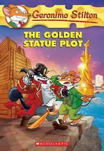 Geronimo Stilton - The Golden Statue Plot #55
