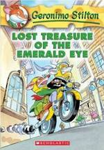 Geronimo Stilton - Lost Treasure of the Emerald Eye #1