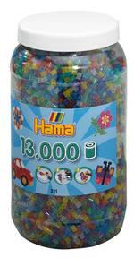 Hama Beads 13000 Glitter H211-54