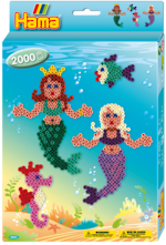 Hama Beads Mermaids Boxed Set