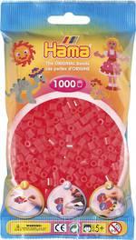 Hama Beads 1000 Neon Red H207-35