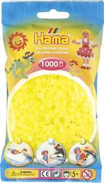 Hama Beads 1000  Neon Yellow H207-39