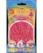 Hama Beads 1000 Fluorescent Cerise Pink H 207-33