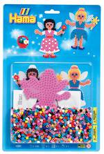 Hama Bead Kit Blister Fairy