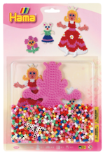 Hama Blister Pack Princess 1100 Beads H-4056