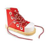 Melissa & Doug Lace & Tie Lacing Shoe
